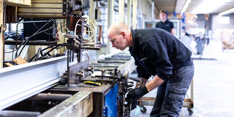 Vacature productiemedewerker profielisolatie